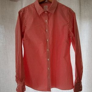 J. Crew Perfect Shirt Ladies size 8